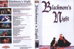 Blackmore's Night - Magical Live And More