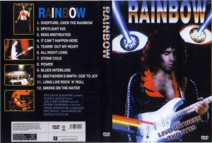 Rainbow - Live Between The Eyes 18.08.1982 (3st version)
