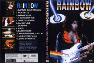 Rainbow - Live Between The Eyes 18.08.1982 (2st version)